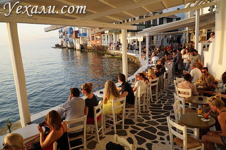 Лучшие фото острова Миконос в Греции