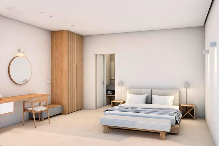 Лучшие отели острова Миконос, Греция: Super Paradise Suites & Rooms.