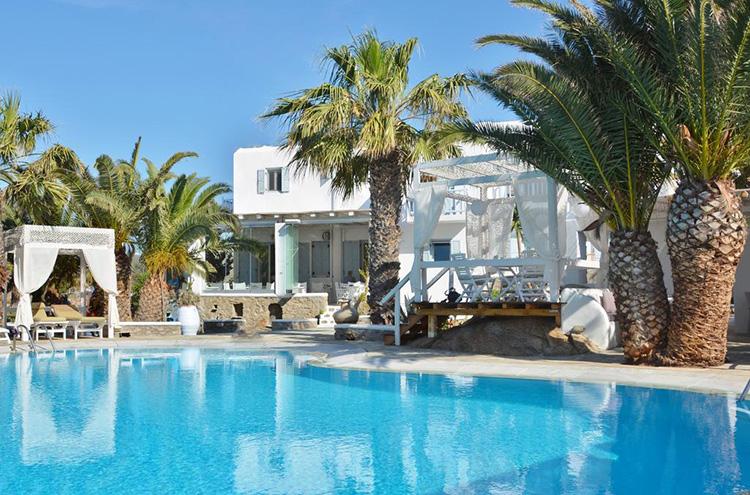 Лучшие отели острова Миконос в Греции: Zephyros.