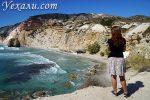 Все пляжи острова Милос в Греции: карта, наши отзывы и умопомрачительные фото