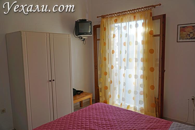 Апарт отель на Милосе Katerina Apartments