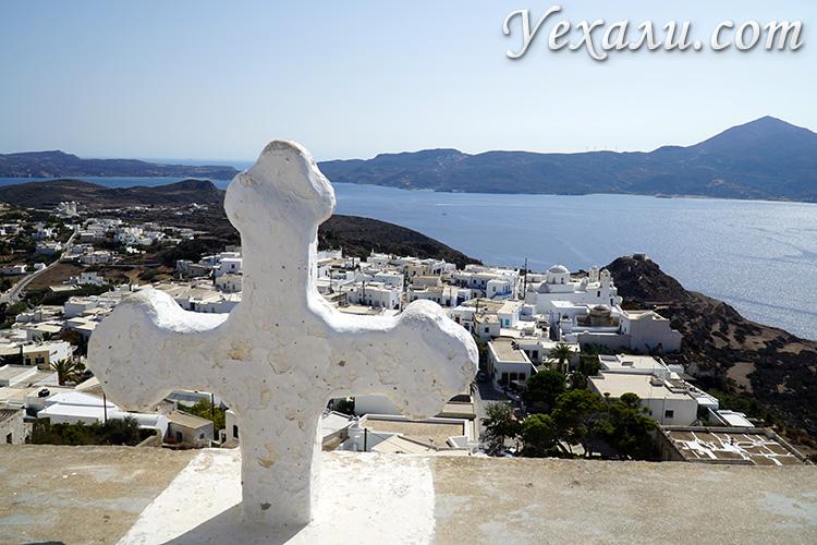 Самые красивые фото острова Милос, Греция.