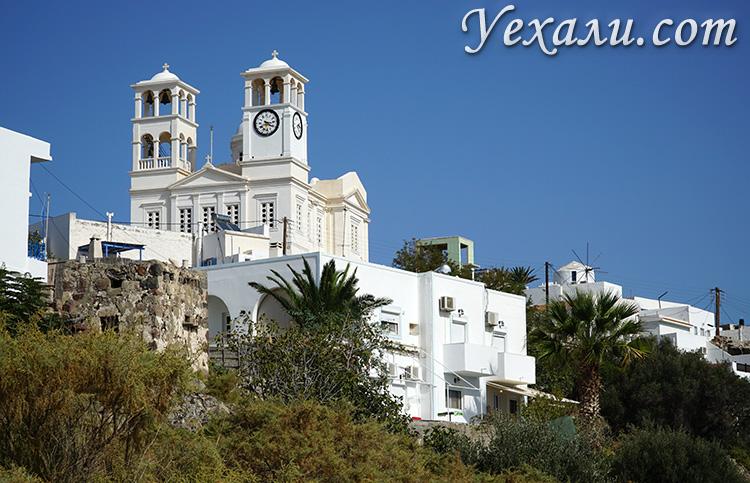 Лучшие фото острова Милос, Греция.
