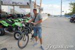 Наш горький опыт аренды велосипеда и хитрый опыт аренды мотоцикла на Милосе