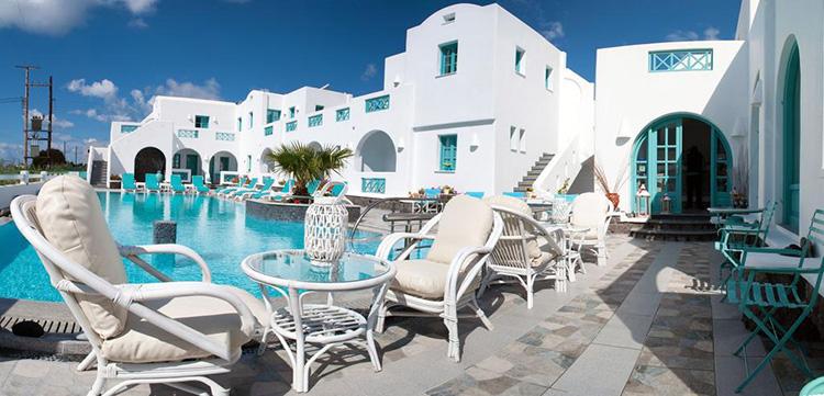 Лучшие отели Санторини, Греция: Anastasia Princess.