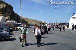 Как добраться до Санторини из Афин, с Крита и других островов Греции