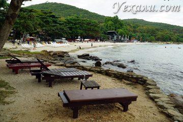 Пляж Ао Пхай на Ко Самете