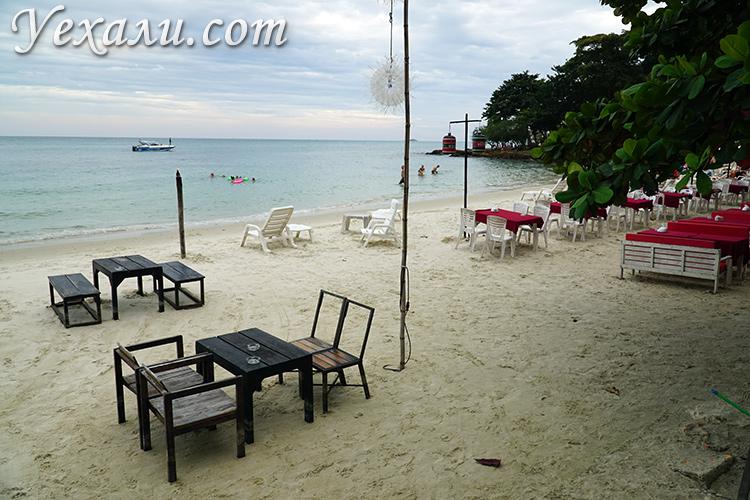 Экскурсия на остров Ко Самет из Паттайи на 1 день