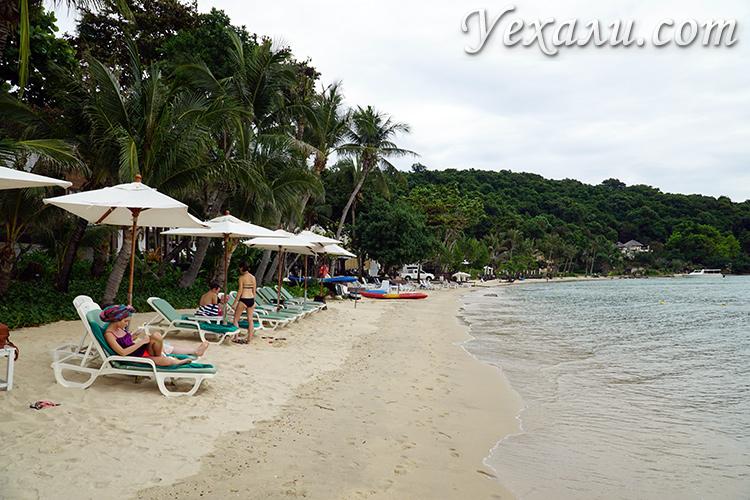 Пляж Ао Прао, остров Ко Самет