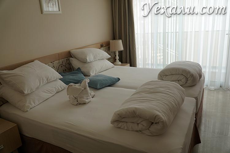 Фото номеров отеля Xperia Saray Beach
