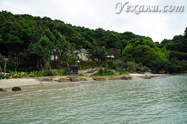 Ао Прао пляж фото и отзывы