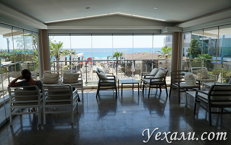 Отель Xperia Saray Beach