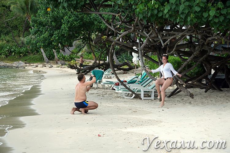 Фотосессии на острове Ко Самет