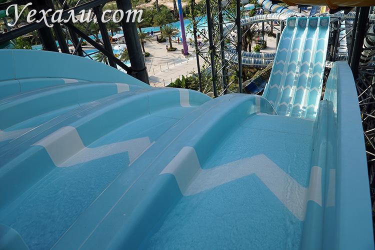 Лучший аквапарк в Паттайе - Картун Нетворк
