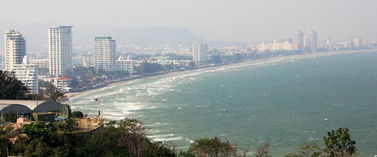Что посмотреть в Хуа Хине: гора Тао.