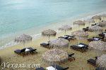 Пляж Платис Ялос на Миконосе и ни грамма людей!