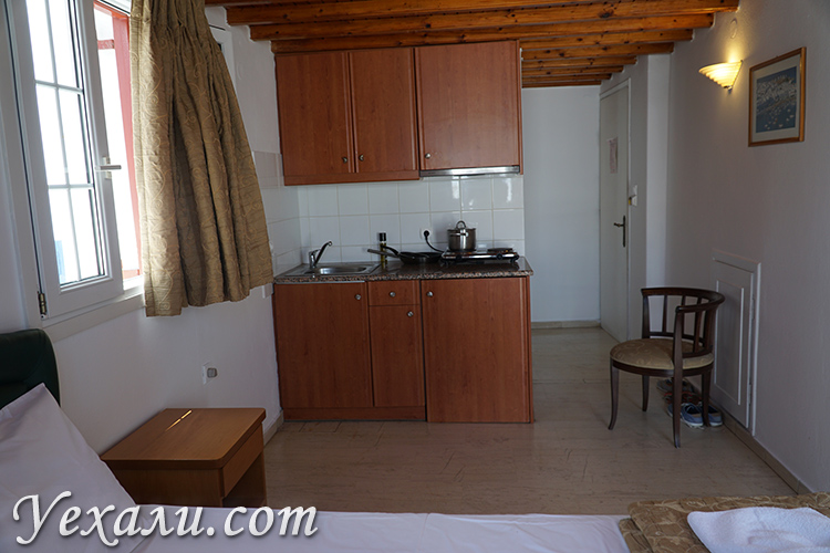 Апарт отель Домна Лакка на Миконосе Греция
