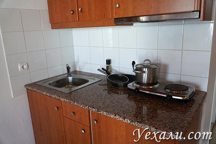 Отели с кухней на Миконосе