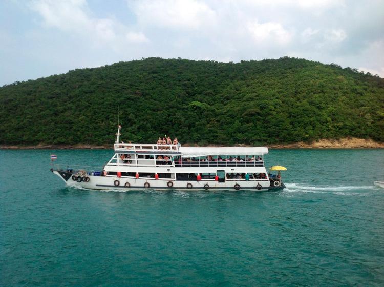Экскурсия на необитаемые острова Мадагаскар