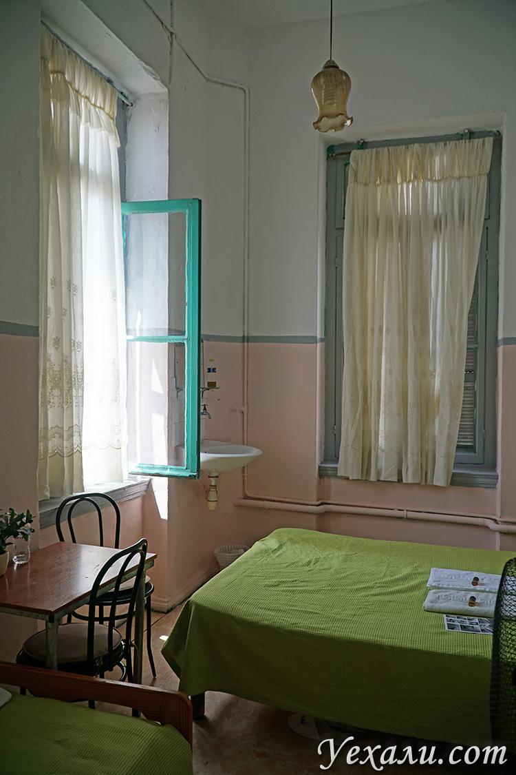 Отель в Пирее рядом с портом