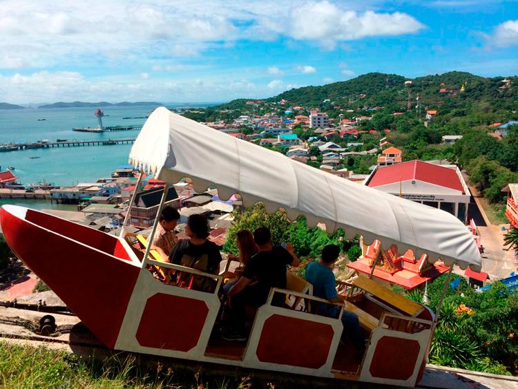 Какой остров выбрать поехать из Паттайи