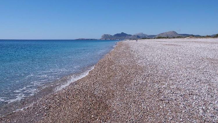 Где лучше отдыхать на Родосе: пляж Афанду.