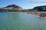 Где лучше отдыхать на Родосе и где остановиться в отеле? Разбираем города и курорты острова