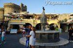 Пляжи, древности, мечети: 13 самых красивых фото города Родос