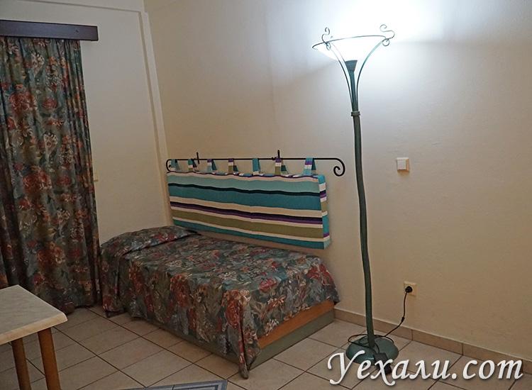 Недорогой апарт-отель Royal Aparthotel City Centre в Родосе