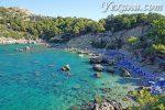 3 самые красивые бухты Родоса: Ладико, Энтони Куина и святого Павла