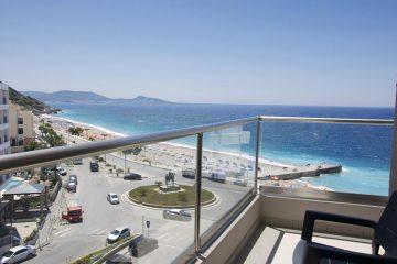 Лучшие отели в городе Родос, Греция. На фото: Europa Hotel.