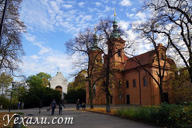 Фотографии Петршинского холма в Праге