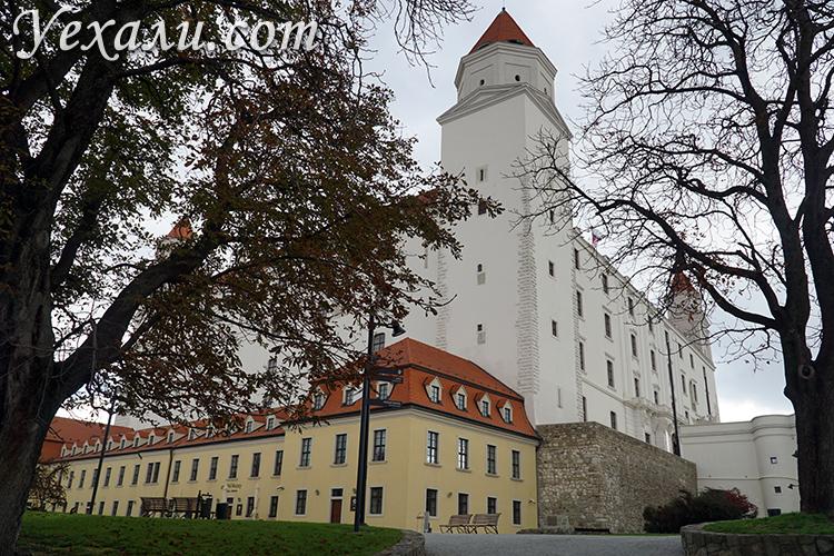 Стоит ли ехать в Братиславу осенью