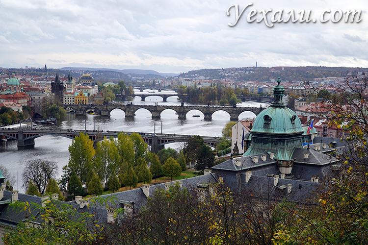 Фото и отзывы о поездке в Прагу