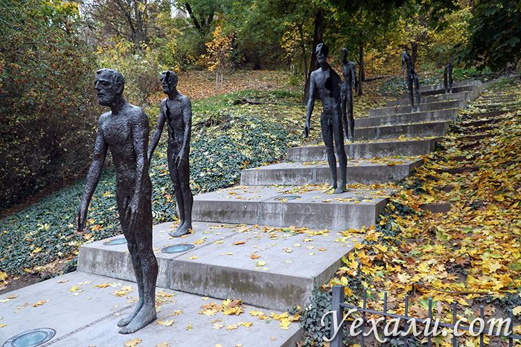 Мемориал Жертвам коммунизма в Праге