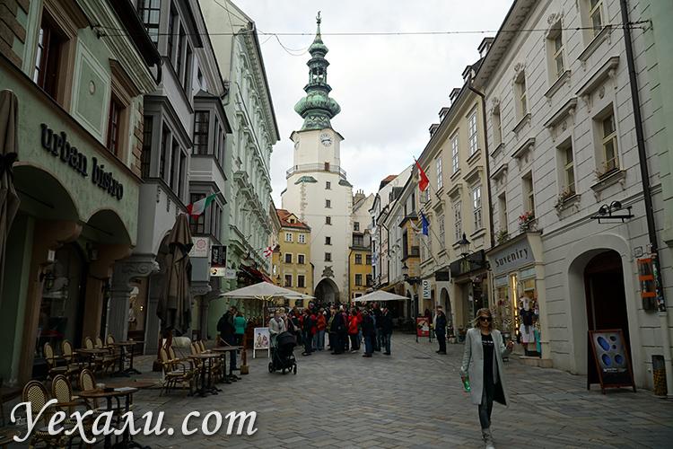 Стоит ли ехать в Братиславу отзывы туристов