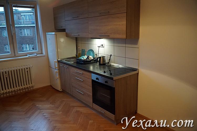 Квартира в аренду в центре Праги недорого