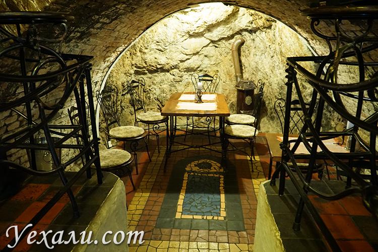 Отличный и недорогой ресторан в центре Братиславы