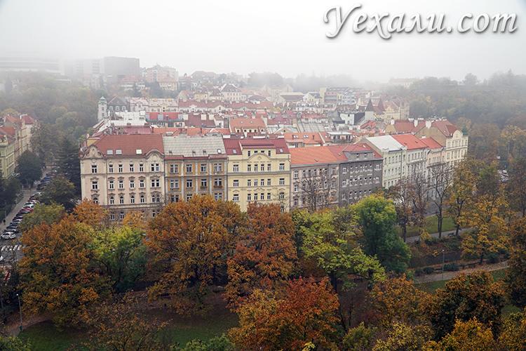 Фотографии района Вышеград в Праге
