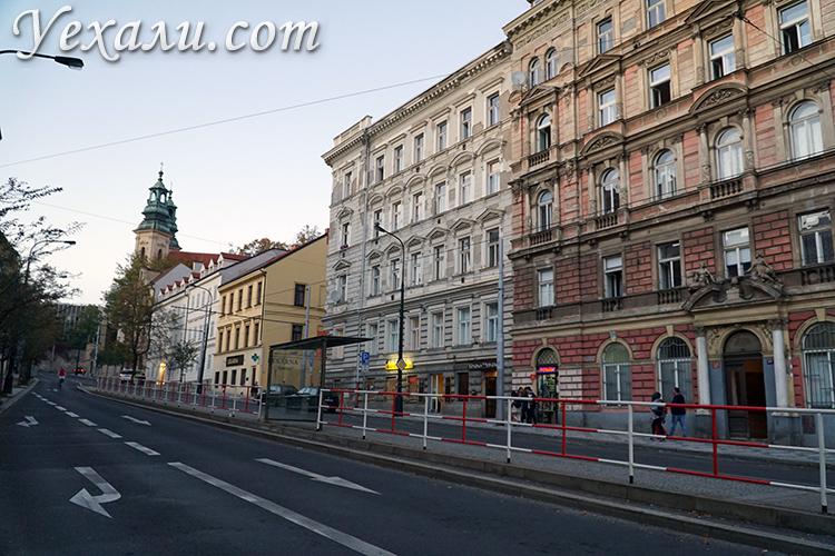 Фото жилых домов Праги