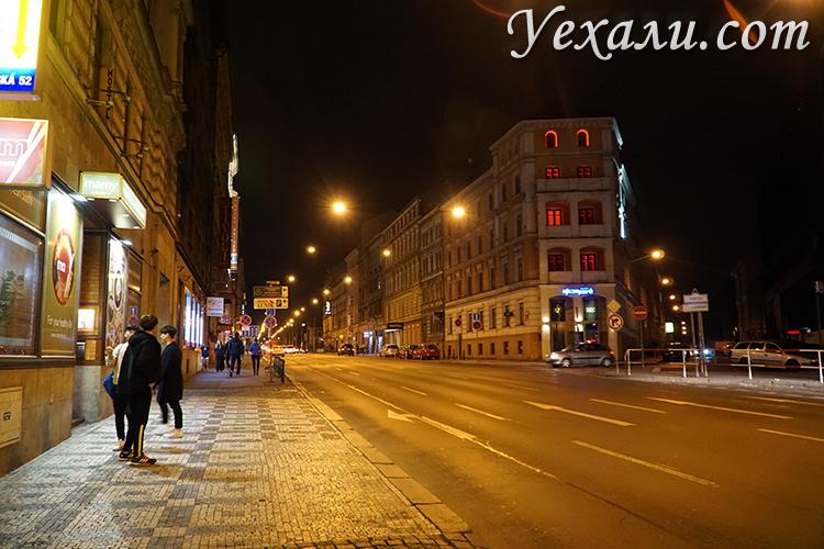 Реальные фотографии Праги путешественников