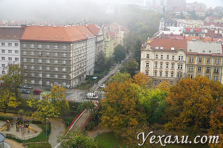 Фотоотчет из поездки в Прагу