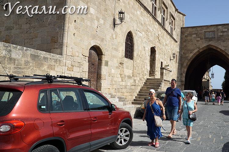 Аренда авто на Родосе (Греция)