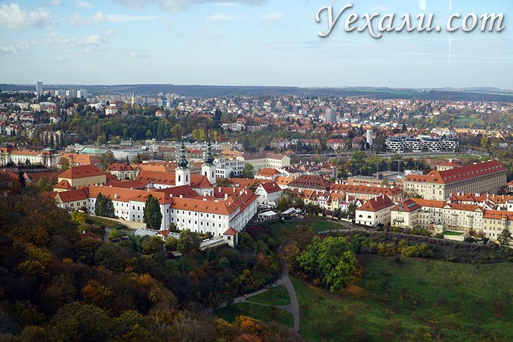 Страговский монастырь в Праге