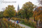 Фотопрогулка по Вышеграду — наша самая любимая в Праге