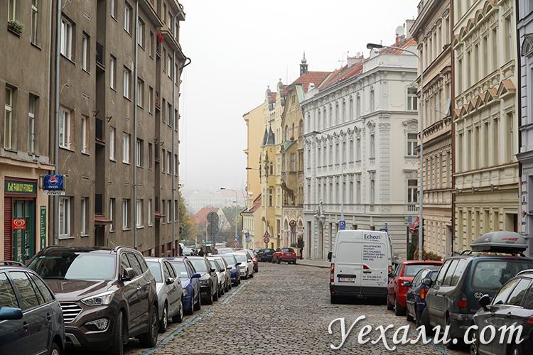 Фотографии Праги из путешествия