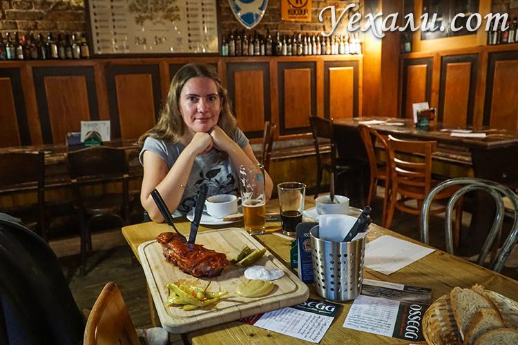 """Zlý časy (""""Тяжелые времена"""") - лучшая пивная в Праге, №1 в нашем рейтинге!"""