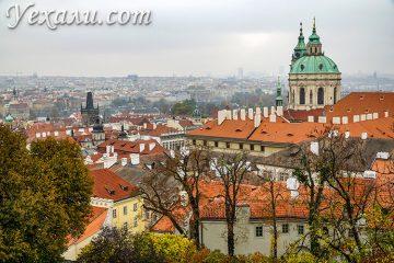 Что посмотреть в Праге за неделю самостоятельно. На фото: Мала Страна.