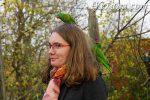 Осторожно! В Пражском зоопарке птицы едят туристов!