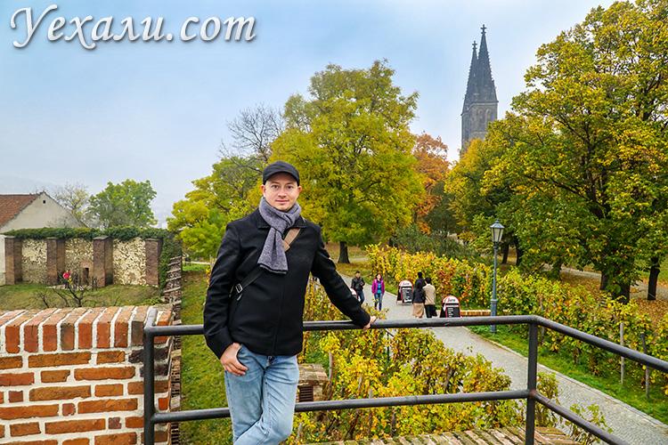 Куда сходить и что посмотреть в Праге за 7 дней. На фото: крепость Вышеград.